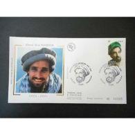 FDC - Ahmad Shah Massoud - 9/9/2003 Paris