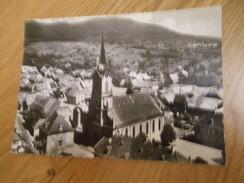 CPSM 68 - Alsace - UFFHOLTZ VUE AERIENNE - Autres Communes