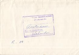 Cuba - Recommandé/Registered Letter/Einschreiben - Cuba Of. C. Maritimo Inter. - Cuba