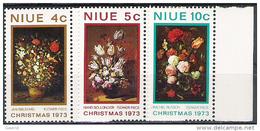 Niue N° YVERT 146/48  NEUF **