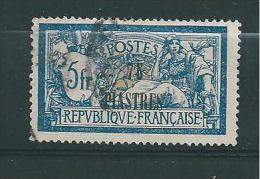 Colonie  Timbre Du Levant  De 1921/22  N°37  Oblitéré - Oblitérés