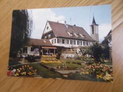 CPSM 68 - Alsace - ILLHAEUSERN AUBERGE DE L'ILL - Autres Communes