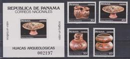 Panama 1984 Archäologie ** - Archaeology