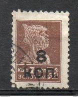 RUSSIE (U.R.S.S.) - 1927 - Timbres De La Série Courante De 1923-27 Surchargés - N° 365 - 8 K. S. 7 K. Marron (252)