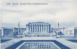 Switzerland Geneve Noveau Palais des Nations