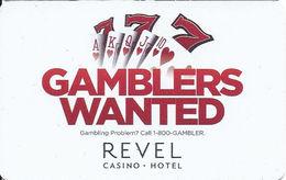 Revel Casino - Atlantic City, NJ - Hotel Keycards