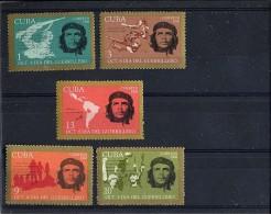CUBA/KUBA 1968  DIA DEL GERRILERO  CHE GUEVARA MNH - Cuba