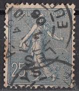 141 Francia 1903 Seminatrice Sower Used France
