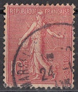 138 Francia 1903 Seminatrice Sower Used France