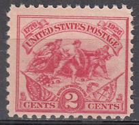 UNITED STATES     SCOTT NO. 629     MNH     YEAR  1926 - Neufs