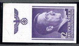 W4076  Gen.Gov. 1941  Michel #75u**   Offers Welcome.