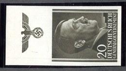 W4077  Gen.Gov. 1941  Michel #77u**   Offers Welcome.
