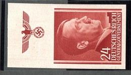 W4078  Gen.Gov. 1941  Michel #78u**   Offers Welcome.