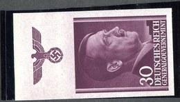 W4079  Gen.Gov. 1941  Michel #89u**   Offers Welcome.