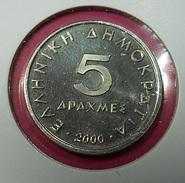 Greece 5 Drachmes 2000 - Grèce