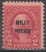 UNITED STATES     SCOTT NO. 646     MNH     YEAR  1928