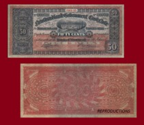 NEWFOUNDLAND 50 CENT  DOLLAR  1910 - Copy- Replica - Kanada