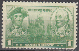 UNITED STATES     SCOTT NO. 790     MNH     YEAR  1936