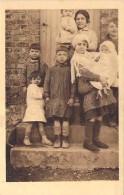 BELGIQUE Belgium Belgien België - LIEGE Sprimont - BANNEUX : Maman BECO Entourée De Ses Sept Enfant - CPA - - Sprimont