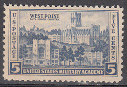UNITED STATES     SCOTT NO. 789     MNH     YEAR  1936 - Unused Stamps