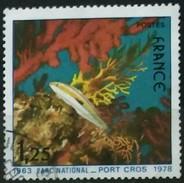 FRANCIA 1978 Port Cros National Park. USADO - USED. - Francia
