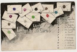 M2102-  Le Langage Des Cires - Cartes Postales