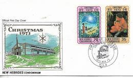NEW HEBRIDES  VILA  Christmas 1973  19/11/73