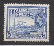 British Guiana, Usine De Sucre, Sugar Cane Factory, Barge, Bateau, Boat, Élizabeth II