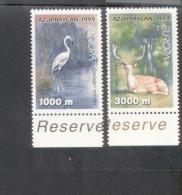 CEPT Natur - Und Nationalparks / Nature National Parks Aserbeidschan 442 - 443 ** Postfrisch, MNH, Neuf - Europa-CEPT