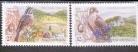 CEPT Natur - Und Nationalparks / Nature National Parks Ungarn 4549 - 4550 ** Postfrisch, MNH, Neuf - Europa-CEPT
