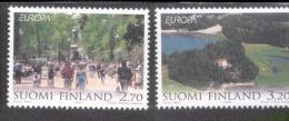 CEPT Natur - Und Nationalparks / Nature National Parks Finnland 1474 - 1475  ** Postfrisch, MNH, Neuf - Europa-CEPT