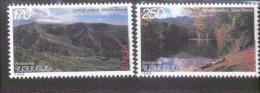 CEPT Natur - Und Nationalparks / Nature National Parks Armenien 353 - 354  ** Postfrisch, MNH, Neuf - Europa-CEPT