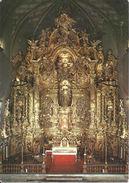 Cadaques Costa Brava Monumental Baroque Altar From The  Year 1729 - Gerona