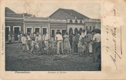 G57 - BRESIL - PERNAMBUCO - Dendedor De Cannas - Salvador De Bahia