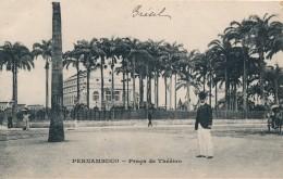 G57 - BRESIL - PERNAMBUCO - Praça De Théâtro - Salvador De Bahia