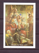 GRENADA-GRENADINES 1993 PEINTURE J.WYDRA  YVERT N°B271  NEUF MNH**