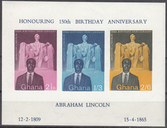 GHANA    SCOTT NO. 41A      MNH        YEAR   1959 - Ghana (1957-...)
