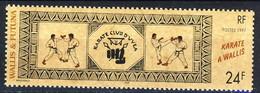 WF 1997 N. 508 Karate A Wallis MNH Cat. € 0.90 - Wallis E Futuna