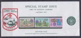 Fiji 1974 National Jamboree Lautoka Souvenir Pack