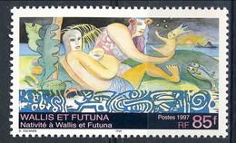 WF 1997 N. 511 Natale MNH Cat. € 2.10 - Wallis E Futuna