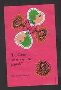 FRANCE / 2000 / Y&T N° 3295/3296 En Bloc Ou BF N° 27 (Coeurs YSL) - Oblitérations Du 15/05/2000. SUPERBE !