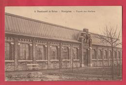Momignies - Pensionnat De Reims - Façade Des Ateliers ( Voir Verso ) - Momignies