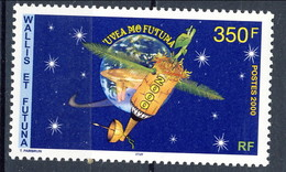 WF 2000 N. 535 Capodanno 2000 MNH Cat. € 9.20 - Wallis E Futuna