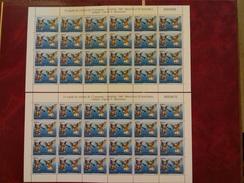 Y Et T: N°176 Neuf ** (MNH) 2 Feuilles Complètes De 24 Timbres, Cote: 14.40€. TTB