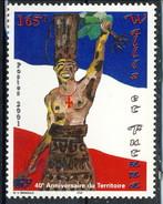 WF 2001 N. 554 Anniversario Del Territorio MNH Cat. €4.40 - Wallis E Futuna