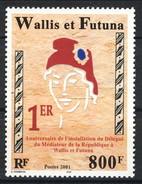 WF 2001 N. 560 Anniversario MNH Cat. € 21 - Wallis E Futuna