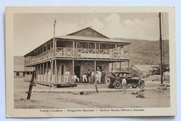 Resguardo Nacional / Custom House, Officer's Barrack, Puerto Colombia - Colombia