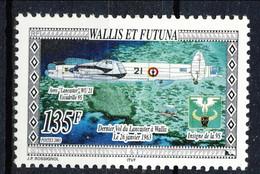 WF 2003 N. 588 Volo Del Lancaster A Wallis MNH Cat. € 3 - Unused Stamps