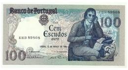Portogallo - 100 Escudos 1985, - Portogallo