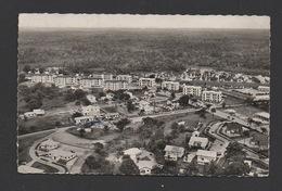 DF / CAMEROUN / DOUALA / VUE AÉRIENNE - ROUTE DE L'AVIATION - Cameroun